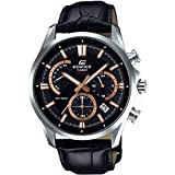 Casio Reloj Analogico para Hombre de Cuarzo con Correa en Acero Inoxidable EFB-550L-1AVUER