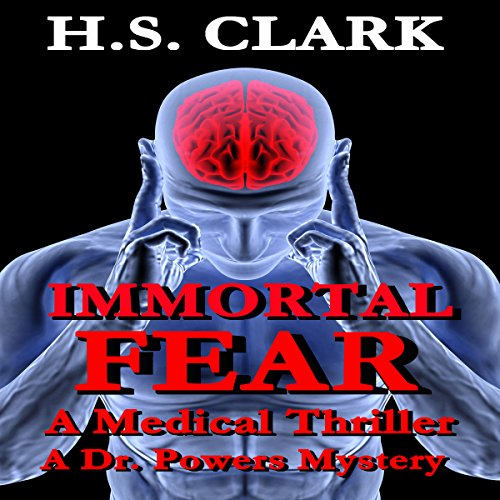Immortal Fear audiobook cover art