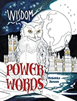 Power Words: Colouring Book