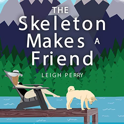 The Skeleton Makes a Friend audiobook cover art