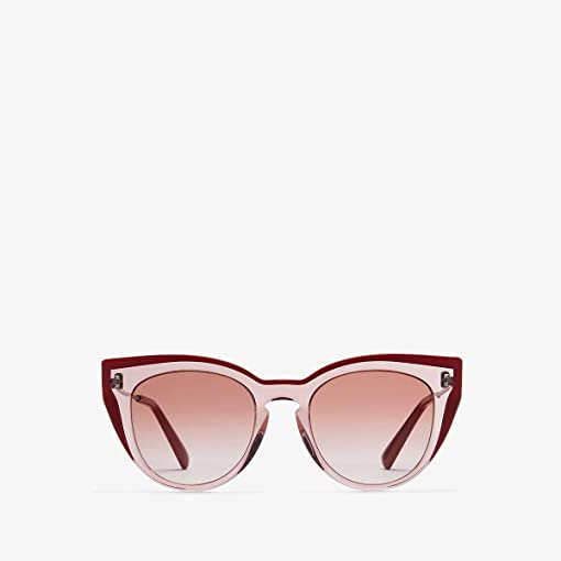 Pink Transparent/Gradient Pink