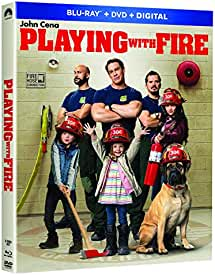 PLAYING WITH FIRE arrives on Digital Jan. 21 and on Blu-ray and DVD Feb. 4 from Paramount