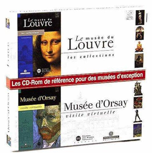 Coffret Louvre 99 + Orsay