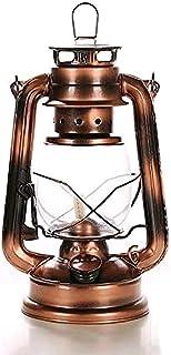 オイルランタン ハリケーンランプ 灯油ランタン オイルランタ キャンプ 照明 防災用 高さ25cm