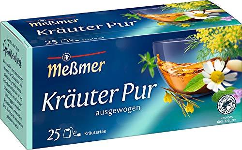 Meßmer Kräuter Pur, 25 Beutel á 2 g