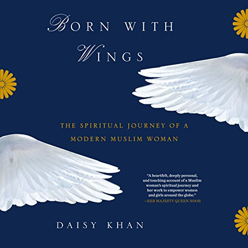 Born with Wings audiobook cover art