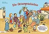 Die Ostergeschichte. Bildkarten fürs Erzähltheater Kamishibai - Sabine Zett