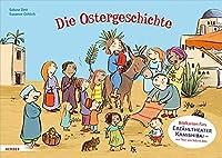 Die Ostergeschichte. Bildkarten fuers Erzaehltheater Kamishibai