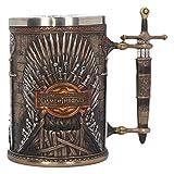 Nemesis Now Game Of Thrones Chope Iron Throne 14 cm, B3698J7