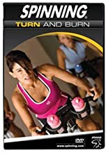 SPINNING Mad Dogg Athletics Turn and Burn DVD