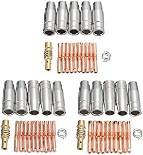 ChaRLes 27Pcs 0.6/0.8/1.0Mm Mb15 Kit De Boquilla De La Boca De