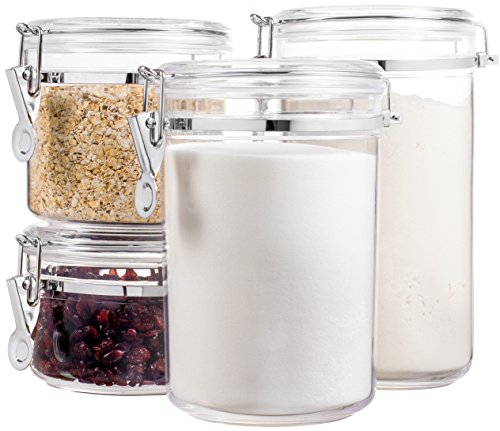 Bellemain Airtight Acrylic Food Storage Container