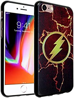 iPhone 7 8 CASEMPIRE TPU Case Shock Proof Never Fade Slim Fit Cover for iPhone 6S 7 8- The Flash TPU