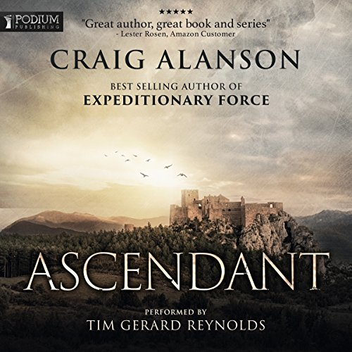 Ascendant Series, Book 1 - Craig Alanson
