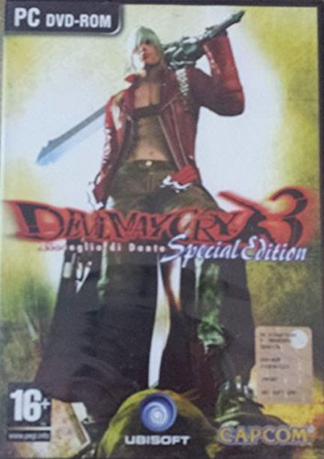 Devil May Cry 3 specialee edizione PC