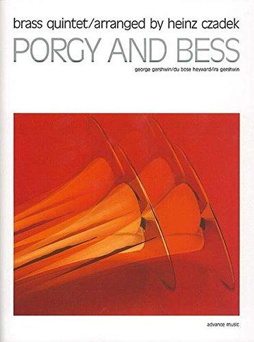 Porgy And Bess: Suite. Blechbläserquintett (2 Trompeten, Horn, Posaune, Tuba). Partitur und Stimmen.