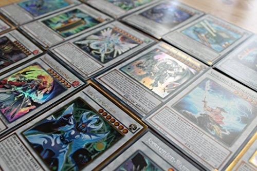 YU-GI-OH! 10 Synchro Karten GARANTIERT MIT HOLOS