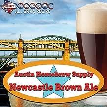 Austin Homebrew Clone Recipe Newcastle Brown Ale (11C) - ALL GRAIN