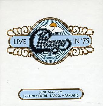 Chicago Xxxiv  Live in  75  Rhino Handmade