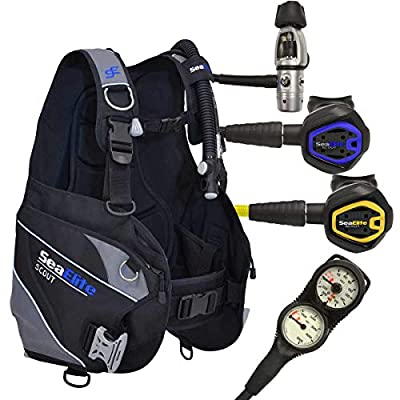 Divers Supply Value Scuba System (Small)