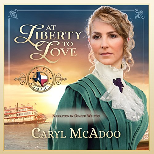 At Liberty to Love audiobook cover art