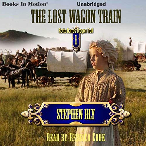 The Lost Wagon Train audiobook cover art