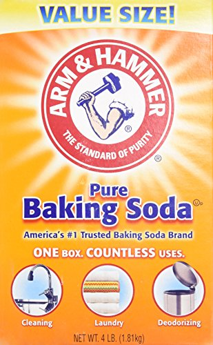 Arm and Hammer Baking Soda 4 lb (Arm and Hammer Backpulver 4 lb)