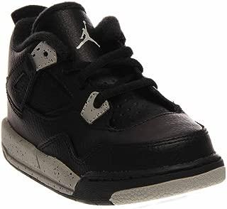 NIKE Air Jordan 4 Retro LS BT Infant Toddler Trainers 707432 Sneakers Shoes