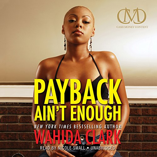 Payback Ain't Enough audiobook cover art