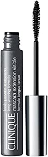 Clinique Lash Power Mascara Long-Wearing Formula No 01 Black Onyx for Women, 0.21 Ounce, 226.80 g