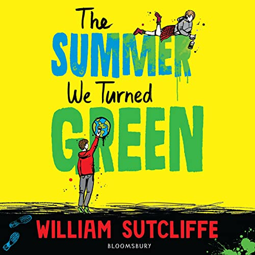 The Summer We Turned Green cover art