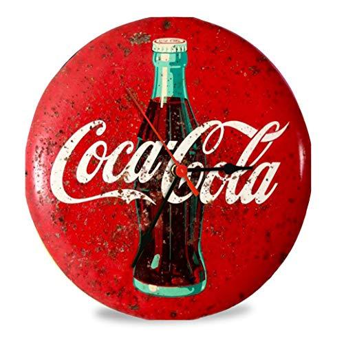 Relojes De Pared Vintage Coca Cola relojes de pared  Marca The Shizzle Print Co
