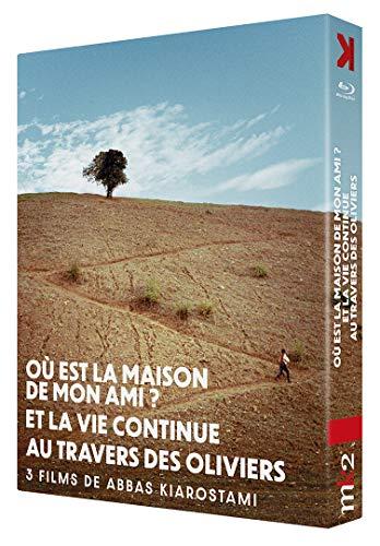 Coffret abbas kiarostami : la trilogie de koker [Blu-ray] [FR Import]