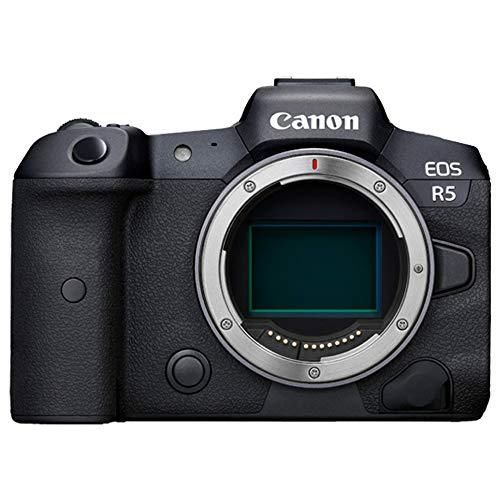 Canon ミラーレス一眼カメラ ボディー EOSR5-A ブラック