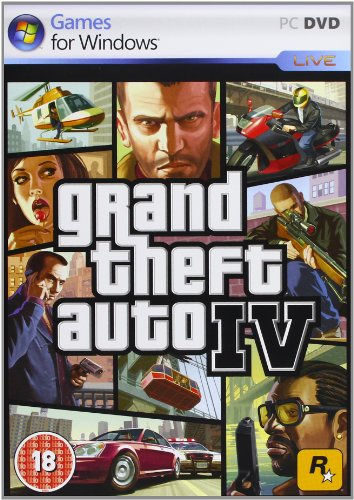 Grand Theft Auto IV (PC) [Importación inglesa]