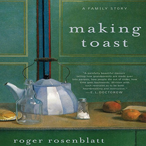 Making Toast cover art