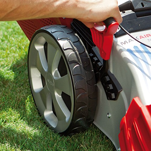 AL-KO Highline 527 VS Variable Speed Drive Petrol Lawnmower, Silver, 51 cm/20-Inch