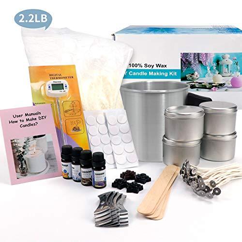 YRYM HT Candle Making Kit