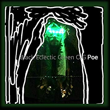 Black Eclectic Green