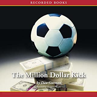 The Million Dollar Kick audiobook cover art