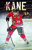 Trends International NHL Chicago Blackhawks - Patrick Kane Wall Poster, 22.375' x 34', Unframed Version