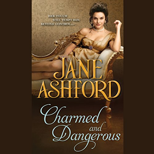 Charmed and Dangerous audiobook cover art