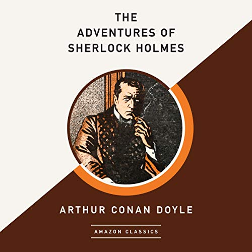 『The Adventures of Sherlock Holmes (AmazonClassics Edition)』のカバーアート