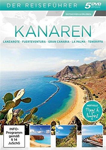 Der Reiseführer - Kanaren (5DVDs - Lanzarote, Fuerteventura, Gran Canaria, La Palma, Teneriffa) [Alemania]