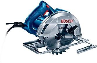 Serra Circular Bosch GKS 150 1500W 127V com 1 Disco de serra e Guia paralelo