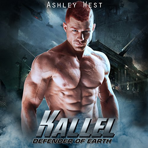 Kallel: A Sci-Fi Alien Warrior Paranormal Romance cover art