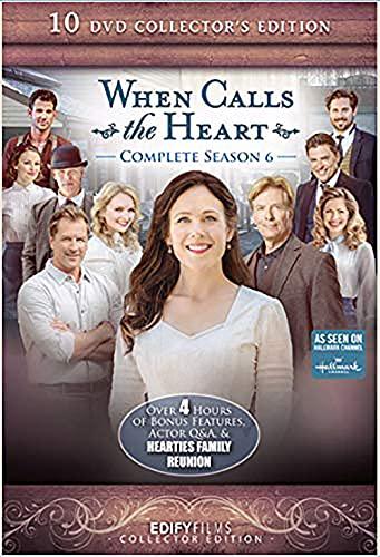 When Calls the Heart: Complete Season 6 Collector's Edition