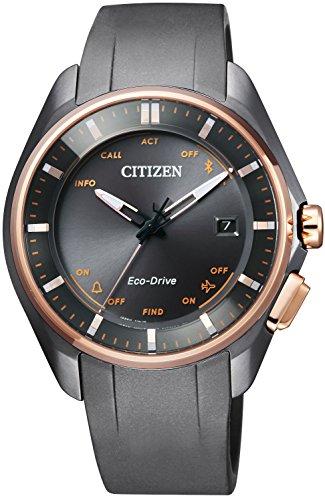 シチズン腕時計 エコ・ドライブ Bluetooth スーパーチタニウムモデル BZ4006-01E ブラック