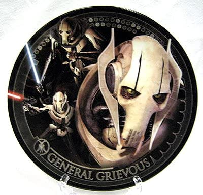 Star SALENEW very popular! Wars Series Charlotte Mall 2 UK Exclusive Collector Grievo General Plate -