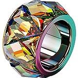 Swarovski Anillo Curiosa 5599889 Mujer Multicolor